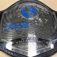 GFW World Tag Team Championship Belt Ver2.0