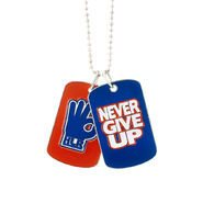 John Cena Hustle Loyalty Respect Dog Tags