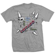Legion of Doom Chicago Street Fight T-Shirt