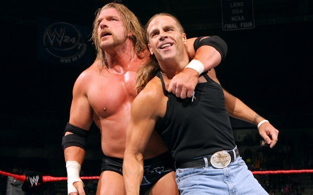 Image triple h and shawn michaels wwe 7736368 624 390g pro triple h and shawn michaels wwe 7736368 624 390g m4hsunfo Image collections