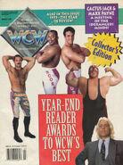 WCW Magazine - March 1994