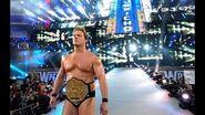 WWE0004 Chris Jericho World Heavyweight Champion