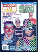 Wrestling Eye - June 1991