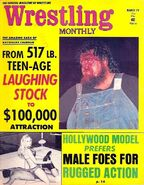 Wrestling Monthly - March 1974