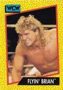 1991 WCW (Impel) Flyin' Brian 58