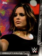 2018 WWE Women's Division (Topps) Charly Caruso 10