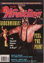 Inside Wrestling - January 1995