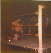 Rusty Roberts vs Butch Mantell 1984