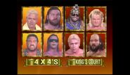 SS 89 The 4x4's vs. The King's Court