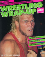 WCW Magazine - April 1991