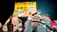 WWE Germany Tour 2016 - Bremen 8