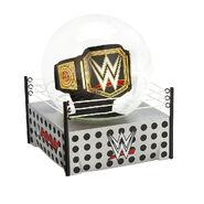WWE World Heavyweight Championship Collectible Water Globe