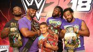 WrestleMania Axxes 2018 Day 2.8