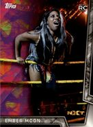 2018 WWE Women's Division (Topps) Ember Moon 37