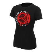 Ali Chase the Light Women's Authentic T-Shirt