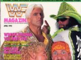WWF Magazine - April 1992