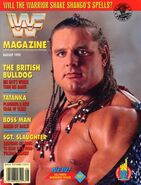August 1992 - Vol. 11, No. 8