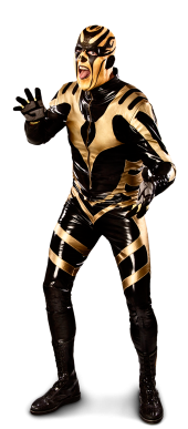 Goldust Full