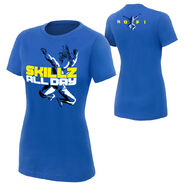 Kofi Kingston Skillz All Day Women's Shirt