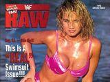 WWF Raw Magazine - January 1998
