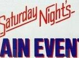 Saturday Night's Main Event I