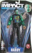 TNA Deluxe Impact 7 Jeff Hardy