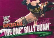 2001 WWF WrestleMania (Fleer) Billy Gunn 46
