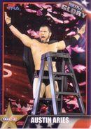 2013 TNA Impact Glory Wrestling Cards (Tristar) Austin Aries 24