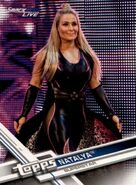 2017 WWE (Topps) Then, Now, Forever Natalya 155