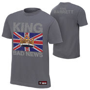 Bad News Barrett King Barrett Authentic T-Shirt