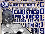 CMLL Sabados De Coliseo (August 17, 2019)