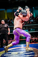 CMLL Sabados De Coliseo (December 21, 2019) 8