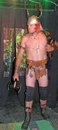 Kraig Keesaman aka The Viking Warrior