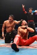 NJPW Dominion 7.5 13