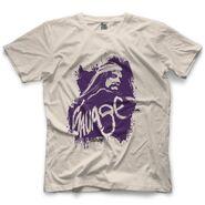Randy Savage Savage Splatter T-Shirt