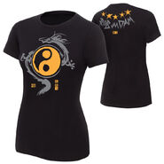 Rob Van Dam Five Star T-Shirt women