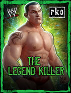 WWE Champions Poster - 021 Randy OrtonLegendKiller