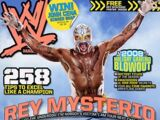 WWE Magazine - December 2008
