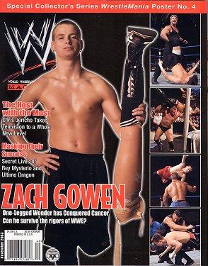 WWE Magazine November 2003