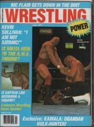 Wrestling Power - July 1987