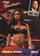 2009 TNA Knockouts (Tristar) Rhaka Khan & Kurt Angle 82