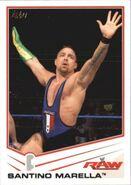 2013 WWE (Topps) Santino Marella 36