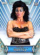 2019 WWE Women's Division (Topps) Sherri Martel 57