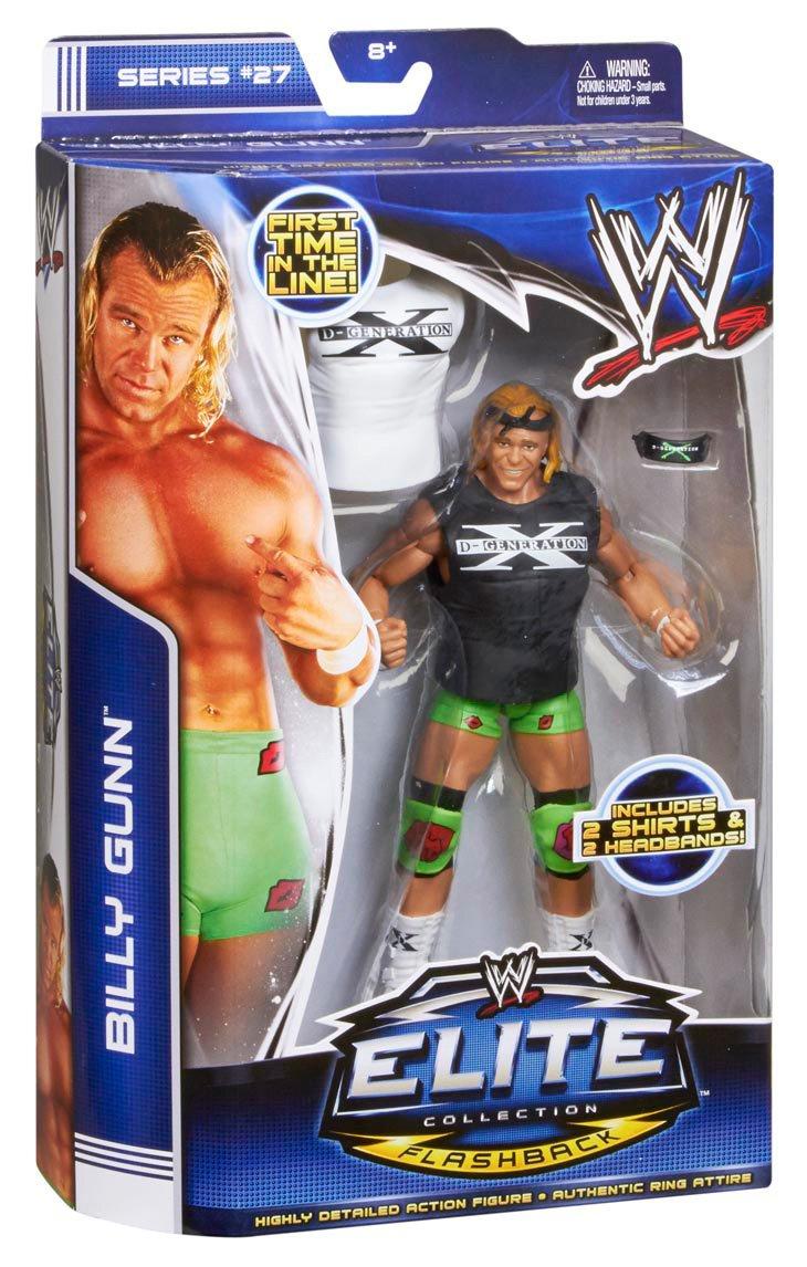 Billy Gunn (WWE Elite 27)