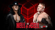 HIAC 2015 Undertaker v Lesnar