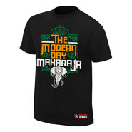 Jinder Mahal Modern Day Maharaja Authentic T-Shirt
