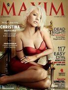 Maxim (India) - October 2013