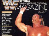 WWF Magazine - April/May 1984