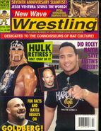 New Wave Wrestling - April 1999