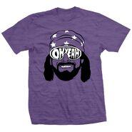 Randy Savage Savage Face T-Shirt